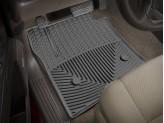 Коврики WEATHERTECH резиновые для Cadillac Escalade ESV , цвет черный
