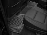 Коврики WEATHERTECH резиновые для Chevrolet Suburban, цвет черный (1-ый и 2-ой ряд), изображение 2