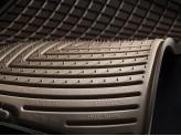 Коврики WEATHERTECH резиновые для Cadillac Escalade, цвет бежевый (1-ый и 2-ой ряд), изображение 6