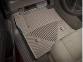 Коврики WEATHERTECH резиновые для Cadillac Escalade ESV, цвет бежевый