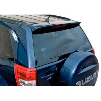 Спойлер заднего стекла (пластик ABS, устанавливается в штатные точки, со сверлением, на болты)