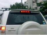 Спойлер заднего стекла (пластик ABS, устанавливается в штатные точки, со сверлением, на болты), изображение 2