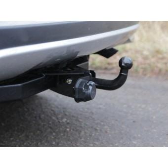 Фаркоп для Toyota RAV4 (провода, розетка) для мод. с 2015 г