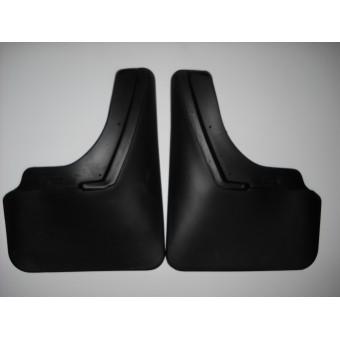 Комплект задних брызговиков NORPLAST на Chevrolet Tahoe (для автомобилей продаваемых у официальных Российских дилеров)