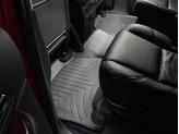 Коврики WEATHERTECH для Chevrolet Tahoe задние,цвет черный