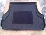 Коврик багажника Pexbox для Toyota Landcruiser 100 VX, цвет черный для 5-ти местного
