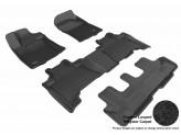 """Коврики """"3D MAXpider"""" для Lexus GX-460, цвет черный** до 2013 г."""