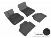 """Коврики """"3D MAXpider"""" для BMW X1, цвет черный**"""