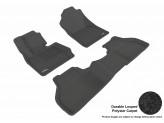"""Коврики """"3D MAXpider"""" для BMW X3, цвет черный**"""