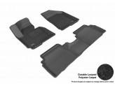"""Коврики """"3D MAXpider"""" для Hyundai TUCSON, цвет черный**"""