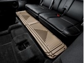 Коврики WEATHERTECH резиновые для Cadillac Escalade, цвет бежевый, изображение 3