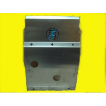 Защита картера алюминиевая 5 мм (850 х 560 мм)