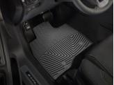 Коврики WEATHERTECH резиновые для Ford Explorer, цвет черный