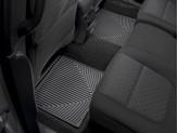 Коврики WEATHERTECH резиновые для Ford Explorer, цвет черный, изображение 2