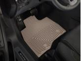 Коврики WEATHERTECH резиновые для Ford Explorer, цвет черный, цвет бежевый