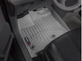 Коврики WEATHERTECH для Toyota Sienna, 1-ый ряд, цвет серый для мод. с 2013 г