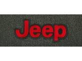 """Текстильные коврики для Jeep Grand Cherokee в салон """"ULTIMAT"""" из 4 частей (при заказе указывайте год выпуска авто), изображение 2"""