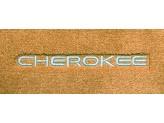 """Текстильные коврики для Jeep Grand Cherokee в салон """"ULTIMAT"""" из 4 частей (при заказе указывайте год выпуска авто), изображение 4"""