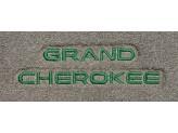 """Текстильные коврики для Jeep Grand Cherokee в салон """"ULTIMAT"""" из 4 частей (при заказе указывайте год выпуска авто), изображение 5"""