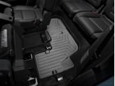 Коврики WEATHERTECH для Ford Explorer 3-ий ряд, цвет черный