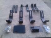 Комплект алюминиевых порогов с заводским браком (2010-2012), изображение 5