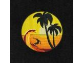 """Комплект текстильных ковриков """"ULTIMAT"""" в салон из 5 частей, изображение 6"""