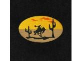 """Комплект текстильных ковриков """"ULTIMAT"""" в салон из 5 частей, изображение 7"""