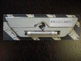 Хромированные накладки для Hummer H3 на крепление багажника, полир. нерж. сталь, изображение 3