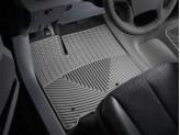 Коврики WEATHERTECH резиновые для Toyota Sienna, цвет серый 2011-2012 г.