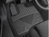 Коврики WEATHERTECH для Ford Explorer резиновые, цвет черный