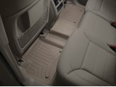 Коврики WEATHERTECH для Mercedes-Benz GLE Coupe задние, цвет бежевый