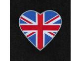 """Текстильные коврики для Land Rover Discovery Sport в салон """"ULTIMAT""""** (логотип запрашивайте), изображение 6"""