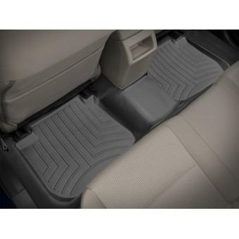 Коврики WEATHERTECH для Subaru Legacy задние, цвет черный (для АКПП)