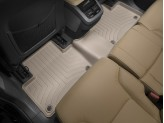 Коврики WEATHERTECH для Volvo XC 90 задние, цвет бежевый
