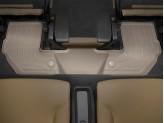 Коврики WEATHERTECH для Volvo XC 90  3-ий ряд, цвет бежевый