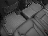 Коврики WEATHERTECH для Audi Q7 задние, цвет черный