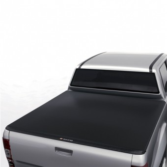 Крышка пикапа для Mitsubishi L200 из винила (для мод. с 2014 г. Long)