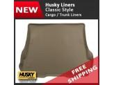 Коврик багажника Husky liners для Cadillac SRX, цвет бежевый