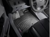 Коврики WEATHERTECH для Toyota Sienna передние, цвет черныйдля 2010-2012 г