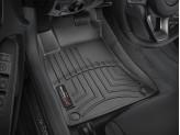 Коврики WEATHERTECH для Mercedes-Benz CLA передние, цвет черный