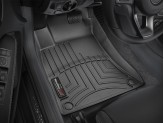 Коврики WEATHERTECH для Mercedes-Benz GLA передние, цвет черный