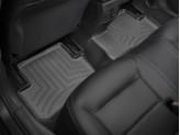 Коврики WEATHERTECH для Mercedes-Benz CLA задние, цвет черный