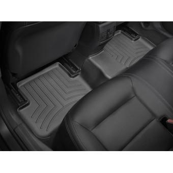 Коврики WEATHERTECH для Mercedes-Benz GLA задние, цвет черный