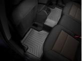 Коврики WEATHERTECH для Audi Q3 задние, цвет черный