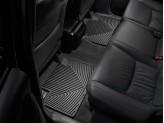 Коврики WEATHERTECH резиновые для Toyota Landcruiser Prado 150, цвет черный (можно заказать в бежевом и сером цвете), изображение 2