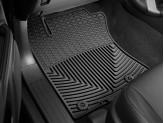 Коврики WEATHERTECH резиновые для Toyota Landcruiser Prado 150, цвет черный