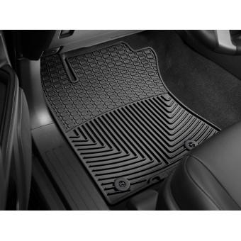 Коврики WEATHERTECH резиновые для Toyota Landcruiser Prado 150, цвет черный (можно заказать в бежевом и сером цвете)