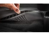 """Коврики Husky liners для Cadillac CTS  """"Heavy Duty"""" в салон резиновые, передние, цвет серый, изображение 7"""