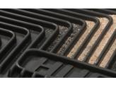 """Коврики Husky liners для Hummer H3 """"Heavy Duty"""" в салон резиновые, передние, цвет серый, изображение 5"""
