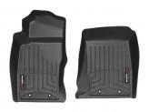 Коврики WEATHERTECH для Jaguar F-Type передние, цвет черный